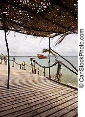 Tropical Shipwreck 02