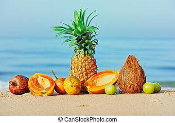 Tropical still life