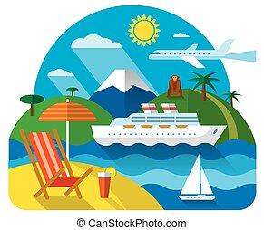 sea and ocean resort