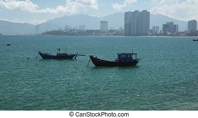 Tropical Vietnamese Coastline High Definition Movie -...