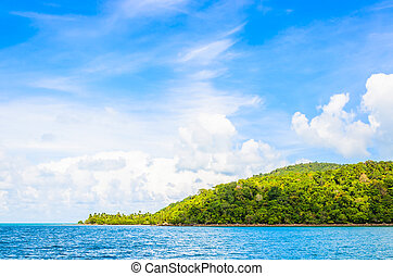tropicale, oceano