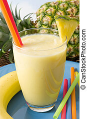 tropicale, smoothie