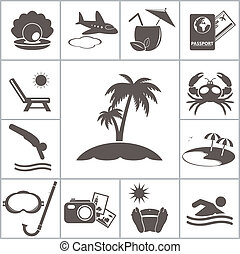 tropico, ricorso, icone