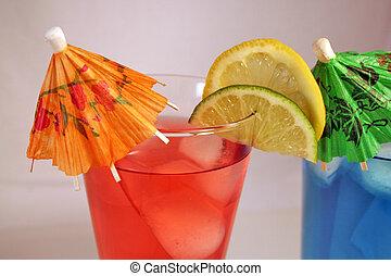 tropikalny napój