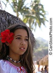 tropische schoonheid