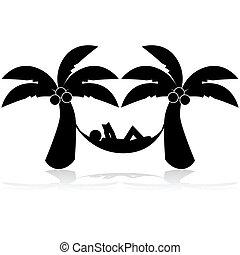 tropische , verslappen