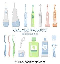 troska, czyszczenie, ustny, wyroby, narzędzia, higiena, stomatologiczny