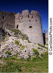 troska, věž, (2)