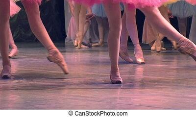 troupe, ballet