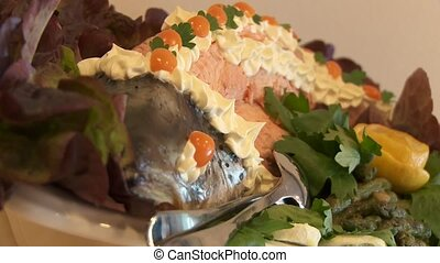 Trout Catering - Catering