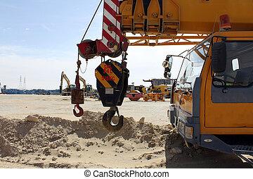 Truck boom lift