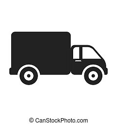 truck cargo delivery
