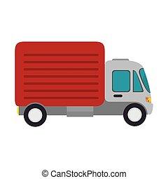 truck cargo vehicle transport