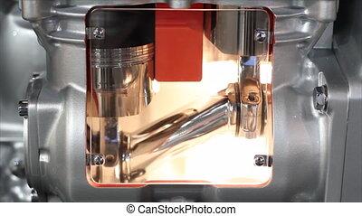 truck engine cylinder