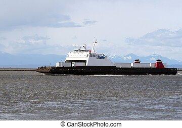 Truck Ferry 1