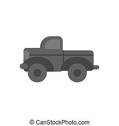 Truck illustration vector