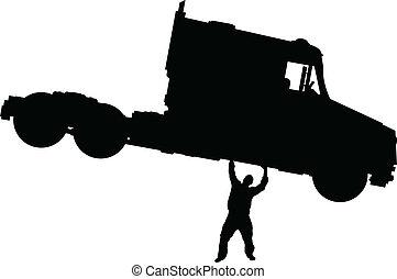 Truck Lifter