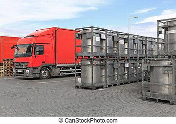 Truck logistic