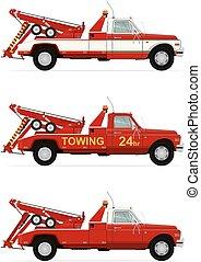 truck., remolque