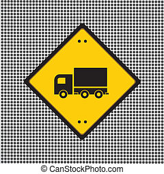 truck symbol general needed for use