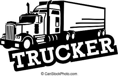 Truck Trucker