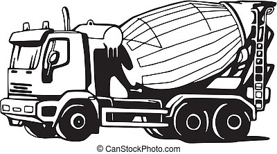 Coloriage Camion Beton.Dumper Illustrations And Clipart 19 649 Dumper Royalty Free