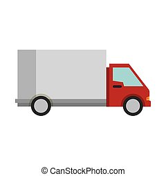 truck vehicle delivery service