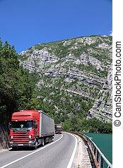 Trucking in Europe