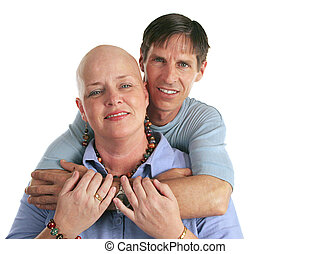 True Devotion - A loving couple facing her cancer together.
