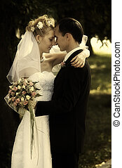 True love - wedding day(special retro f/x)