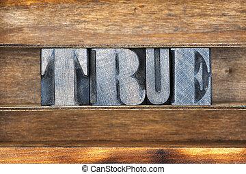 true word tray