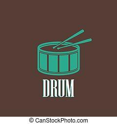 trumma, illustration