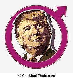 Trump crim mojo