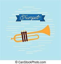 trumpet jazz instrument musical festival celebration