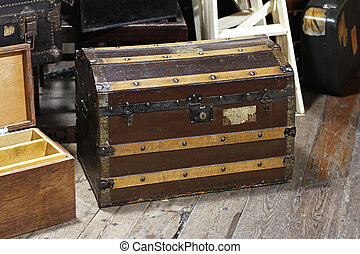 Trunk chest