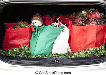 Trunk Full of Christmas