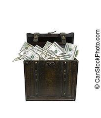 Trunk of money