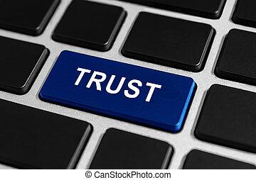 trust button on keyboard