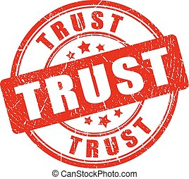 Trust rubber stamp