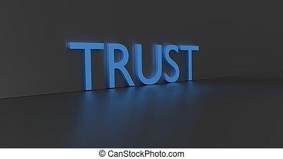 Trust Word