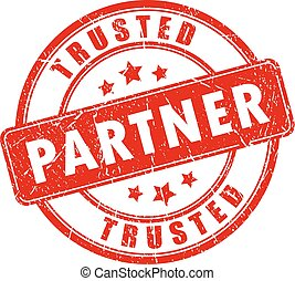 Trusted partner vector stamp