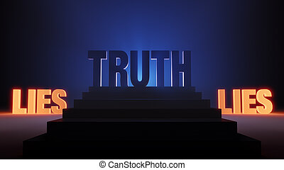 Truth Fights, Rises Above Lies