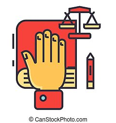 law book statute book with scales of justice icon seamless Scales of Justice Drawing Scales of Justice with Gavel