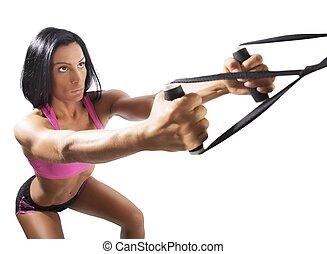 trx, workout