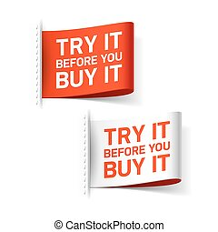 Try it before you buy