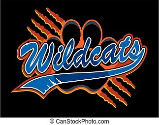 tryk, wildcats, pote