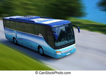 trzavel, autobús