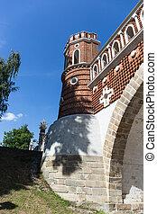 tsaritsyn, museum-reserve, 宮殿, tsaritsyno