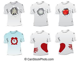 tshirt, desenho