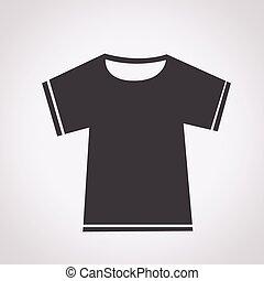 tshirt, icona